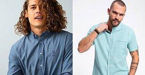 Erkeklerin Vazgeçilmezi Gömleğin En Trendi ve En Kalitelisi, En Uygun Fiyatlarla Burada Sıralanıyor!