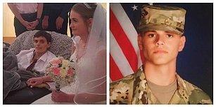 20 Yaşında Hayatının Aşkıyla Evlendikten Beş Saat Sonra Kanserden Hayatını Kaybetti!