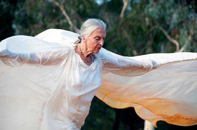 12. Dans etmenin neden yaşı olsun ki zaten? 82 yaşındaki Elizabeth Cameron Dalman, Avustralya'nın en iyi dansçılarından