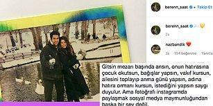 Beren Saat'in Eski Sevgilisi Efe'yle Birlikte Çekilmiş Fotoğrafını Kalp Emojisiyle Paylaşması Ortalığı Yine Karıştırdı!
