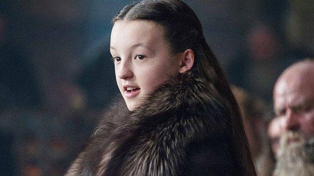 11. Lyanna Mormont - Asena