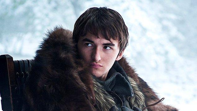 13. Bran Stark - Rıdvan