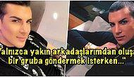 Uçak Tuvaletindeki Müstehcen Görüntüleri Hakkında Soruşturma Başlatılan Kerimcan Durmaz'ın Verdiği İfade Ortaya Çıktı!