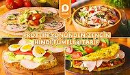 Protein Yönünden Zengin Hindi Fümeli 4 Tarif