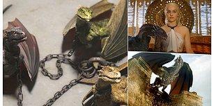 Dikkat Spoiler! Game of Thrones'taki Ejderhalarla İlgili Bu Teoriyi Okuyunca Şok Olacaksınız!