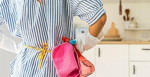 Temizlik Yapıyorsunuz Ama Ne Kadar Doğru? Bahar Temizliğini Hakkıyla Yapmanızı Sağlayacak 4 Öneri
