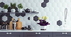 Fayansları Yenilemeden Değiştirin! Banyo ve Mutfak Duvarlarını Tasarruflu Yenileme Yolunu Anlattık