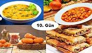 ''Akşam İftara Ne Pişirsem?'' Diye Düşünmeyin! Ramazan'ın 10. Günü İçin İftar Menüsü Önerisi