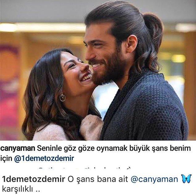 10. Can Yaman ile Demet Özdemir aşkı doludizgin devam ediyor!