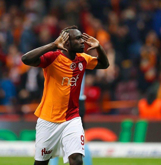 Diagne'nin 90+2'de penaltıdan ve 90+7'de attığı 2 gol ile Galatasaray maçı 2-3 kazandı.