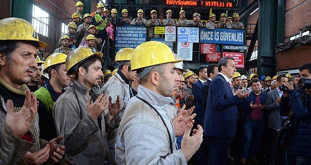 2010 - Zonguldak'taki Türkiye Taşkömürü Kurumu, Karadon Müessese Müdürlüğü maden ocağında patlama meydana geldi.