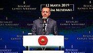 Erdoğan'dan Tribünlere 'Her Şey Çok Güzel Olacak' Mesajı: 'Hepsi Kayda Giriyor'