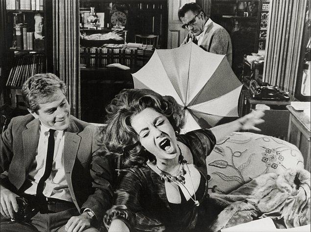 9. Kim Korkar Hain Kurttan? (1966) Who's Afraid of Virginia Woolf?
