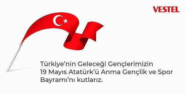 Vestel Türkiye'nin Gençlerinin Her Zaman Yanında!