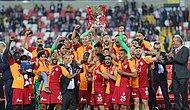 Ziraat Türkiye Kupası Cimbom'un! Galatasaray 18. Defa Kupayı Müzesine Götürdü