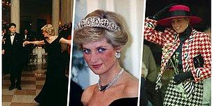 Prenses Diana'nın Zamanında Neden Herkes Tarafından Beğenildiğini Hatırlatan 15 Nostaljik Fotoğraf