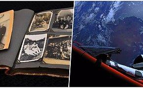Uzaya Gönderilen Birbirinden Farklı ve İlginç 18 Eşya