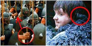Game of Thrones'dan En Az Starbucks Bardağı Kadar Tuhaf Olan 10 Hata