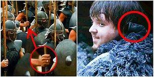 Game of Thrones'dan En Az Starbucks Bardağı Kadar Tuhaf Olan Hatalar