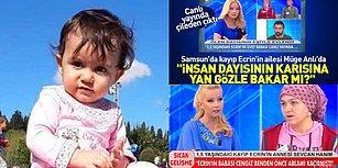 Müge Anlı'nın Programındaki Aşk-ı Memnu'ya Taş Çıkartacak İlişkiler Yumağı İçeren Kayıp Bebek Olayı