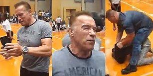 Arnold Schwarzenegger, Güney Afrika'da Saldırıya Uğradı!