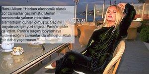 'Herkes Gibi Ben de Fakirlik Çektim, Yalıma Mazot Alamadım' Diyen Banu Alkan'a Tepkiler Gecikmedi!