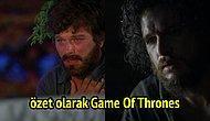Sekiz Yıllık Maceranın Son Bulduğu Game of Thrones'un Final Bölümü İçin Mizah Yapmadan Duramayanlar
