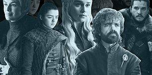 Efsane Dizi Game of Thrones'un Her Bölümünden 1 Saniye ile Oluşturulan Muhteşem Video!