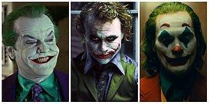 Sizce En İyisi Hangisi: Bugüne Kadar Joker Rolünde İzlediğimiz Tüm Oyuncuları