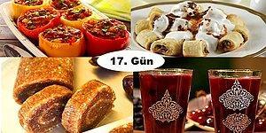Akşam İftara Ne Pişirsem?' Diye Düşünmeyin! Ramazan'ın 17. Günü İçin İftar Menüsü Önerisi