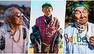 Torununun Çektiği Fotoğraflarla Havalı Olmanın Kitabını Baştan Yazan 84 Yaşındaki Japon Dede