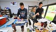 Fabrika Gibi Üreten Okul: Engelli Öğrencilerin El Emeği İşlerinden Bir Yılda 250 Bin TL Gelir
