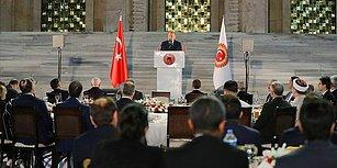 Cumhurbaşkanı Erdoğan: 'Hepimiz 82 Milyonluk Türkiye Gemisinin Yolcularıyız'