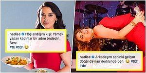 Sosyal Medyada Klişeleşmiş Twitter Fenomeni Esprileriyle Paylaşım Yapan ve Etkileşimine Etkileşim Katan Hadise