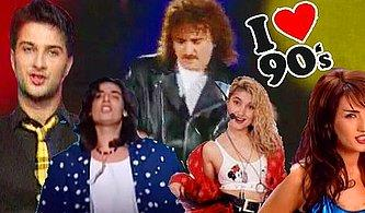 En Sevilen 90'lar Pop Şarkısını Seçiyoruz!
