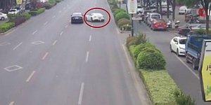 4 Milyon TL Değerindeki Emanet Ferrari ile Kaza Yaptı!