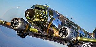 "Hurdalıkta Unutulan 2. Dünya Savaşı Uçağı ""That's All, Brother"" Yeniden Uçacak!"