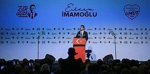 İmamoğlu Seçim Kampanyasının Yol Haritasını Açıkladı: 'Emaneti Almaya Geliyoruz'