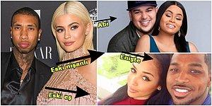 Her Şey Çok Karışık: Madde Madde Kardashian Ailesinin Gündüz Kuşağı Programlarına Taş Çıkaran İlişki Ağı