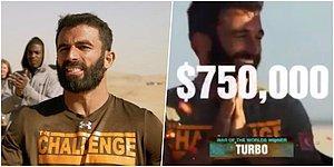 Şampiyon Oldu! Turabi, The Challenge-War of The Worlds Yarışmasında Birinci Olarak Milyonlar Kazandı!