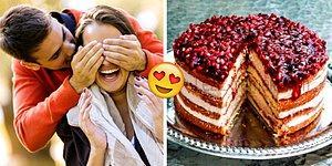 Sevgilinin Doğum Günü İçin Frambuazlı Pasta Hazırlayabilecek misin?