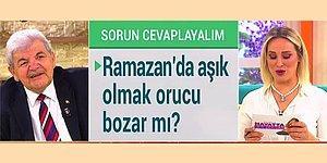 Bir Ramazan Klasiği: Bu Ay Televizyonda İlahiyatçılara Sorulmuş En Tuhaf Sorular