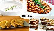 Akşam İftara Ne Pişirsem?' Diye Düşünmeyin! Ramazan'ın 22. Günü İçin İftar Menüsü Önerisi