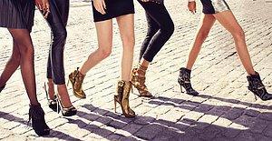 Asi ve Çekici Tasarım Sahibi Ayakkabılarla Zarif Bir Şıklık Yakalamak İstiyorsanız Doğru Adrestesiniz!