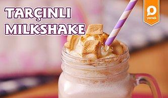 Buz Gibi Bir İçecek: Tarçınlı Milkshake Yapılır?