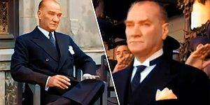 Yapay Zeka ile Renklendirilen Muhteşem Atatürk Görüntülerini İzlerken Hayran Kalacaksınız!