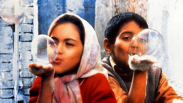 5. Cennetin Çocukları (1997) Bacheha-Ye aseman