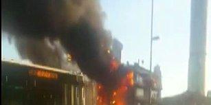 Kadıköy'de Yangın: 2 Ölü, 4 Yaralı