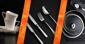 Estetik ve Zarafet Bir Arada Sofralarınızda Bulunsun Diye Mutfak Gereçleri İnanılmaz Fiyatlarda!