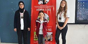 Öğrencilerin Büyük Başarısı: 25 Ülkeden 42 Proje ile Yarışıp Bronz Madalya Kazandılar